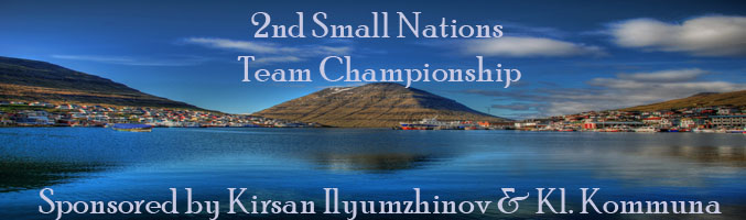 2nd Small Nations Team Championship