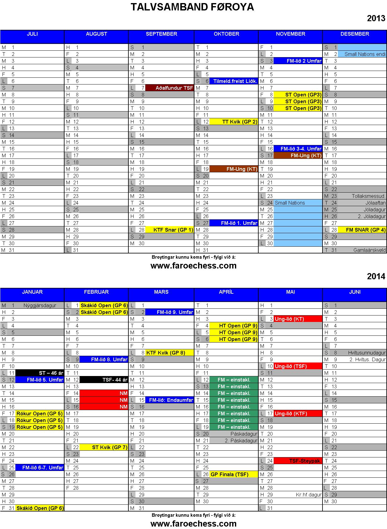 Talvalendarin2013-14