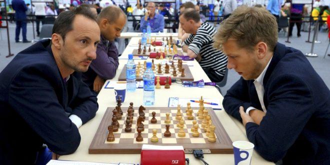 Topalov og Helgi